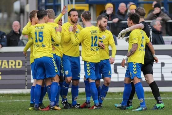 FC Lisse bereikt de veilige middenmoot [video]