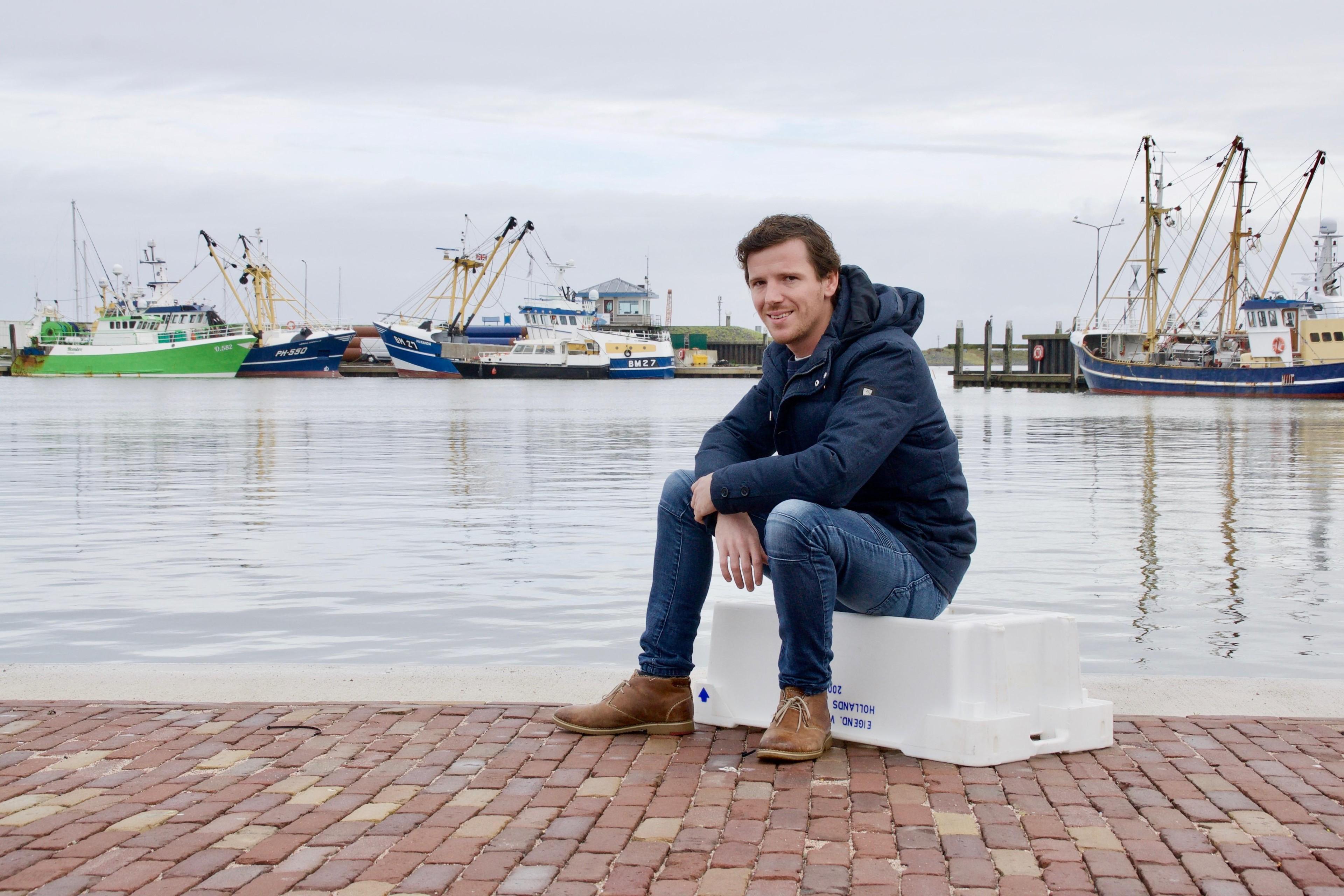 'Visser' Cees Meeldijk uit Hippolytushoef verlaat kreeftkotter en gaat onderzoek doen bij Wageningen Marine Re - Noordhollands Dagblad