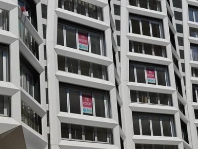 Rijtjeshuis 10.000 euro duurder, appartementen gevraagd
