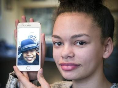 Kimberly (15), de heldin van de Hofmeijerstraat