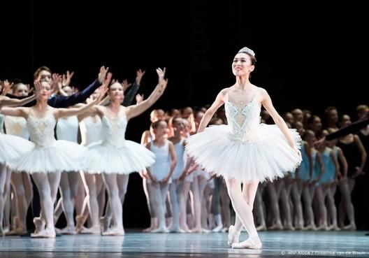 Internationale ballettop bijeen in Nederland