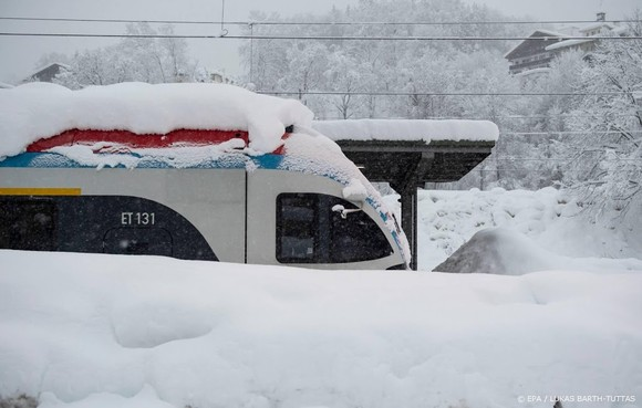 Nieuwe sneeuwdump in aantocht voor Alpen