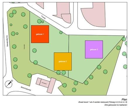 Ontwikkelaar werkt plan woningen op bedrijventerrein De Drie Eiken Baarn verder uit