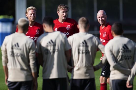 Christian Poulsen volgend seizoen assistent-trainer Ajax, Alfred Schreuder vertrekt naar Hoffenheim
