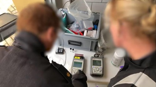 Drugslab opgerold in Lisse: 1500 liter chemicaliën en 450 kilo grondstoffen