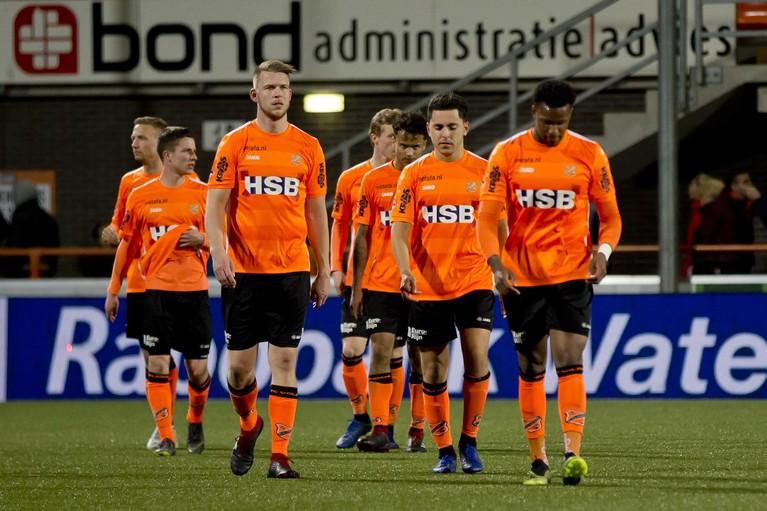 Doek valt voor FC Volendam zes wedstrijden voor het einde van een turbulent seizoen [video]
