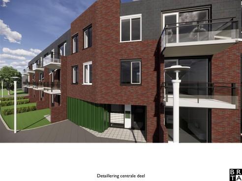 Plan voor 21 nieuwe sociale huurappartementen in Vogelenzang