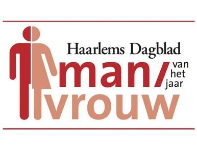 Dit zijn de kandidaten voor Haarlems Dagblad Man/Vrouw van 2017
