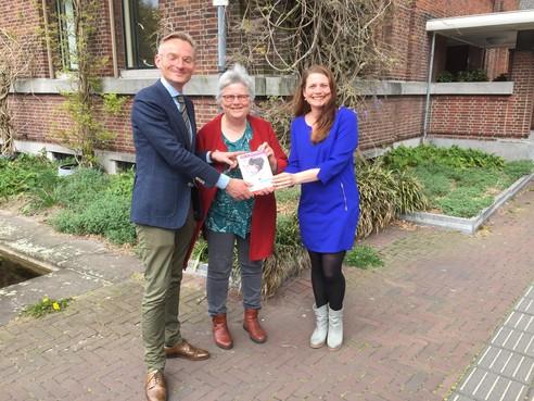 Jes Rijnland: 'Voorlezen bij kwetsbare gezinnen helpt, maar kan beter'