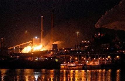 Rapport Tata Steel: grafietregens hebben beperkt effect op gezondheid