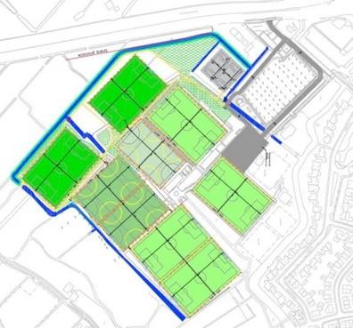 'Start met aanpak sportpark Elsgeest komende zomer'