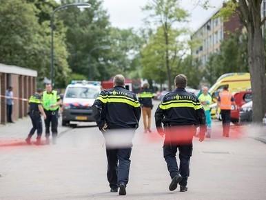 Burgemeester Wienen sluit explosieve flat in Schalkwijk