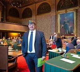 Noord-Hollandse PVV-senator vindt dat Geert Wilders moet opstappen na desastreuze verkiezingsuitslag