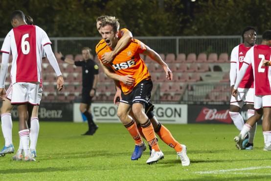 FC Volendam kraakt de doelpuntenmachine Jong Ajax