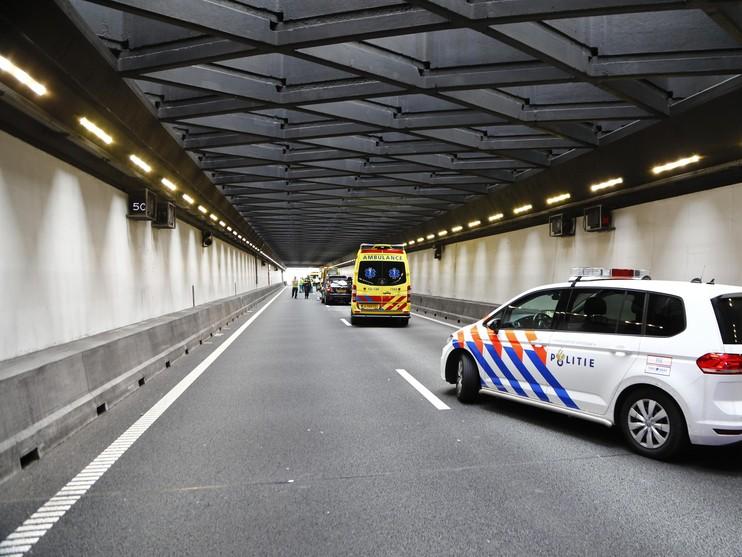 Vertraging rond Velsertunnel opgelost