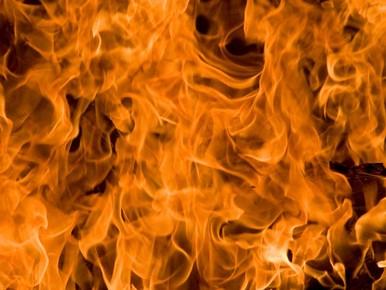 OM eist 10 jaar voor in brand steken partner