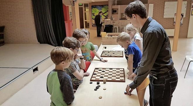 Mijn club: Damclub IJmuiden zet in op jeugd