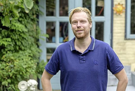 Tom is afgestudeerd op zijn favoriete voetbalclub FC Volendam: verliefd op 'de FC' na bekerzege op Ajax
