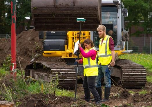 Sportvelden Krommenie klaar voor opgraving