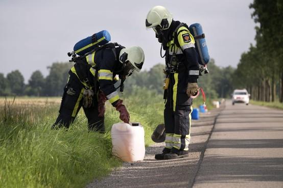 Subsidie voor opruimen drugsafval