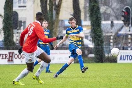 RKVV Velsen wint van FC Boshuizen