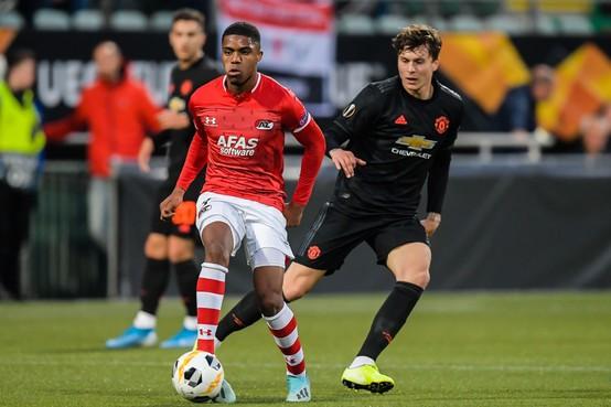 AZ'er Boadu in selectie Jong Oranje