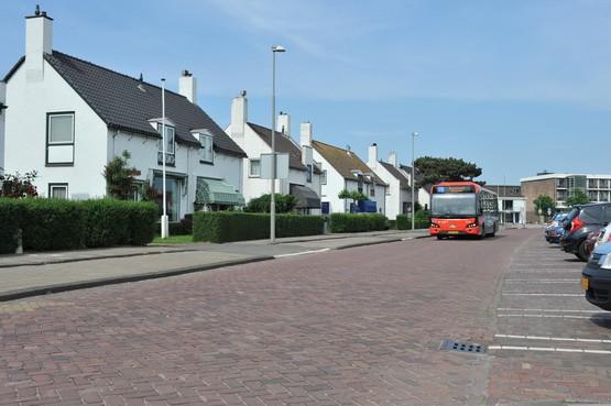 Ruimte voor woningen in Wijk aan Zee