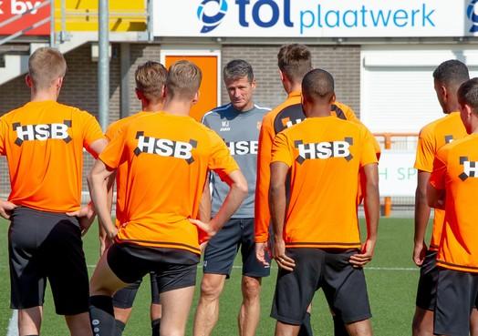 Selectie FC Volendam staat te trappelen om aan seizoen te beginnen: supporters Internazionale verrassen Jonk