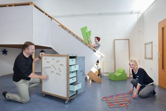 Tien leerlingen beginnen in hun eigen tempo op nieuwe basisschool in Santpoort-Noord