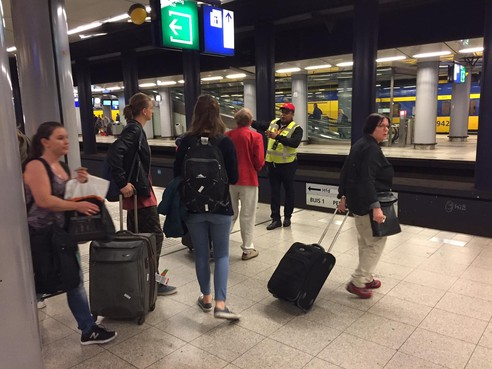 Nieuwe brandmelders in Schipholspoortunnel: geen treinen naar luchthaven