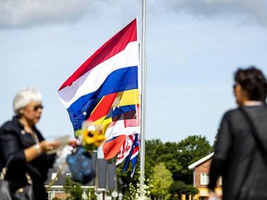 Nationaal Monument MH17 in Vijfhuizen geopend