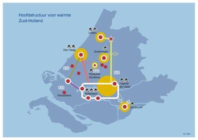 Rotterdamse warmte in Leiden een stap dichterbij