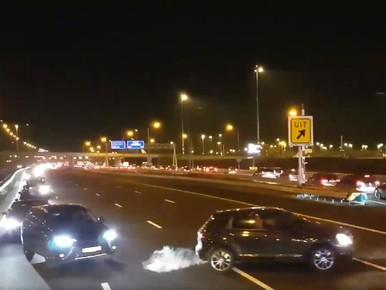 Grote hinder op de A4 na ongeluk. Update: weg weer open