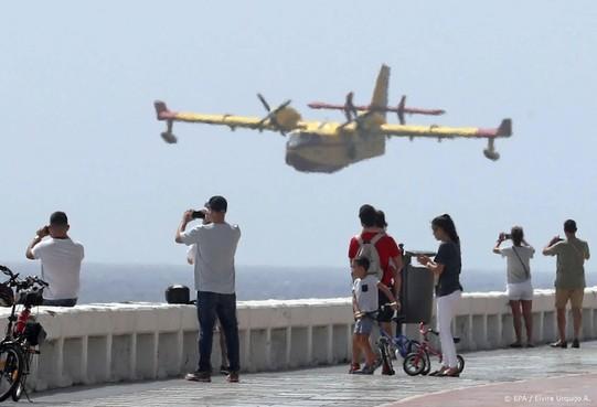 5000 evacuaties om bosbranden Gran Canaria