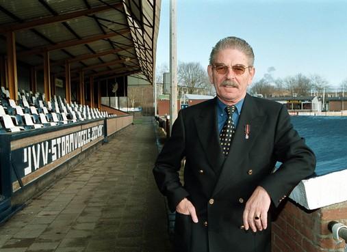 Voormalig Telstar-voorzitter Jos de Waard op 87-jarige leeftijd overleden: Altijd glimlachen, ook na slapeloze nachten