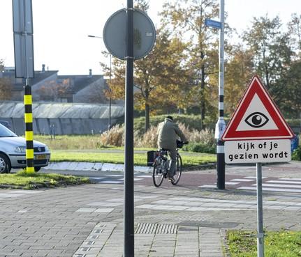 Herkansing voor gestolen 'oog-bord' in Heerhugowaard