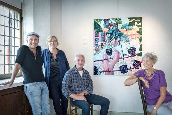 Kunst bij Haarlemse Vredesweek