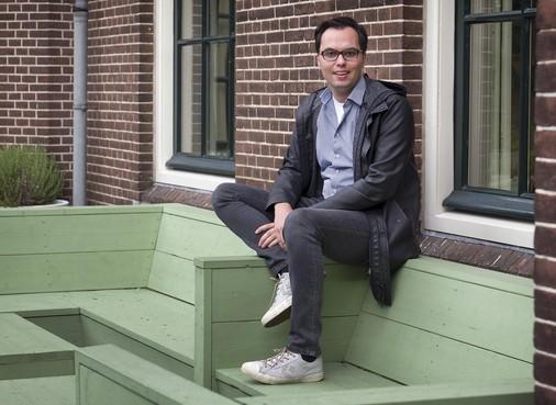 Rob Spannemaker (35) van het Kennemer Theater blikt terug, en vooruit:'Het toneel trekt weer aan'