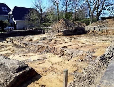 Zwaar geschut om graven bij bodemschatten op Wieringen