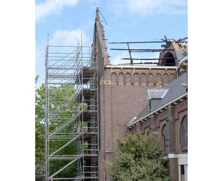 Veel werk aan Limmer kerk