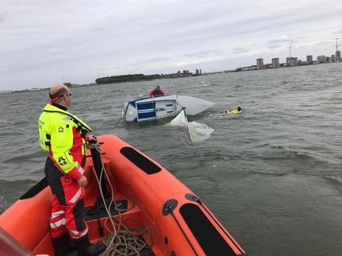 Drukke zomer voor reddingsbrigade Naarden; ruim twee keer zoveel uitrukken ten opzichte van vorig jaar
