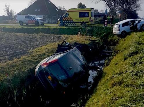 Onderzoek naar drugsgebruik na botsing op Texel
