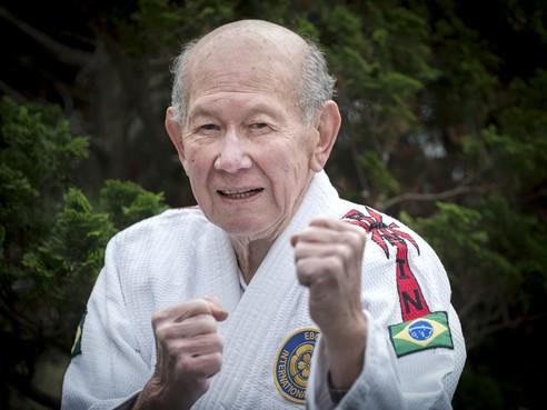 Velserbroeker al ruim een halve eeuw kei in karate
