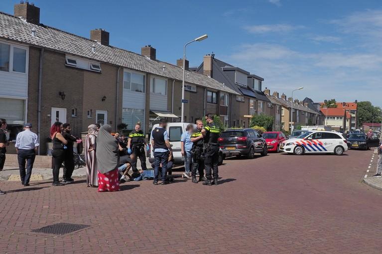 Voetganger gewond bij aanrijding in IJmuiden