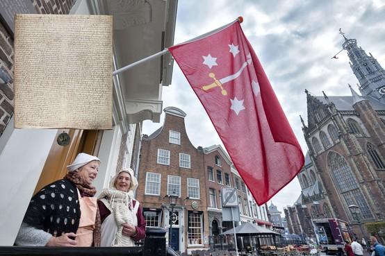 Haarlem viert 774 jaar stadsrechten als opmaat voor groots stadsfeest in 2020