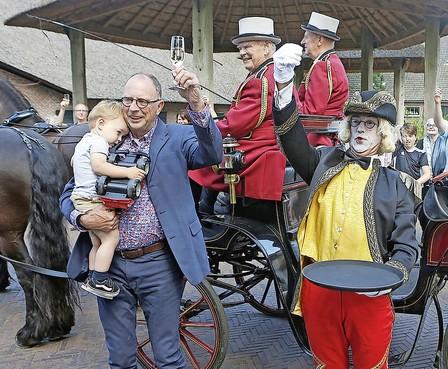 Spil rusthuis paarden nu zelf met pensioen: publiekslieveling Soester Paardenkamp is uitgegroeid tot 'imperium' met vijf boerderijen
