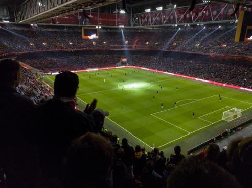 Ajax vindt geen alternatieve datum open dag