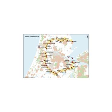 Problemen Stelling van Amsterdam staan niet op zich