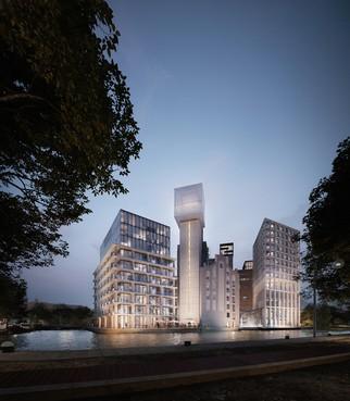 Leidse Meelfabriek genomineerd voor de 'Oscars' van de architectuur