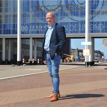 COR-voorzitter Frits van Wieringen van Tata Steel is niet gefrustreerd door afketsen fusie